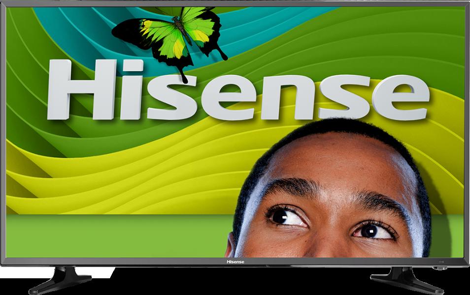 Hisense H3 32H3B1 HeroShot Front