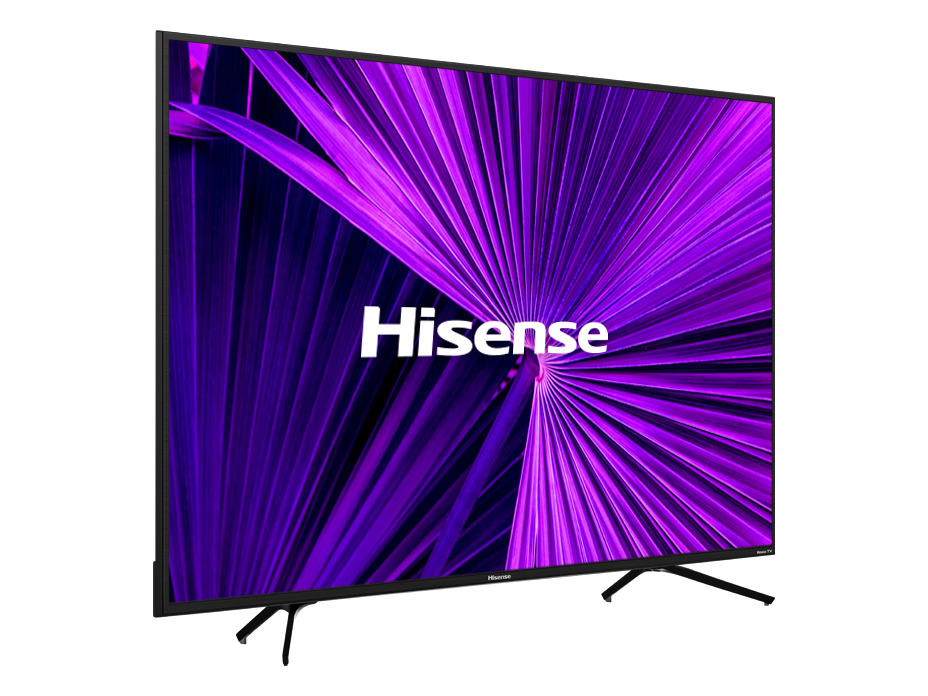 Hisense TV R6209 Right Angle