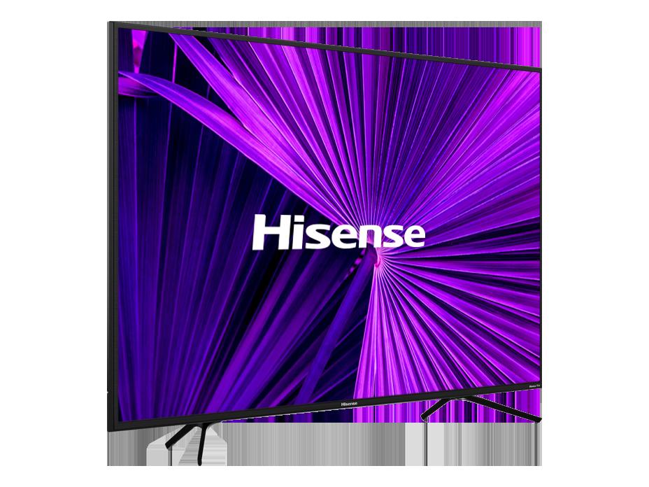 Hisense TV R6209 Right Angle