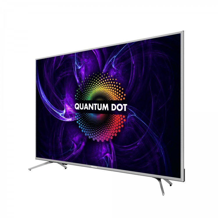 Hisense TV Q7809 Right Angle