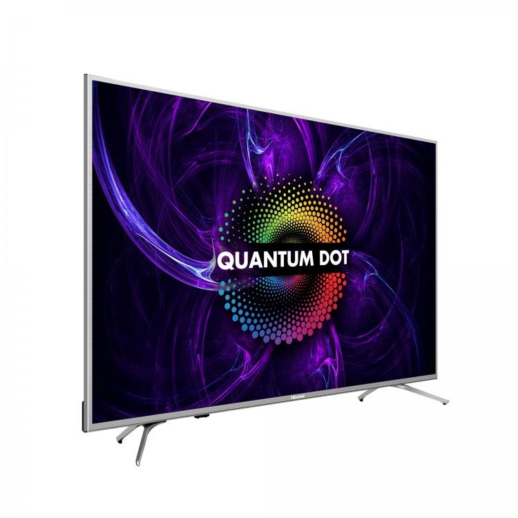 Hisense TV Q7809 Left Angle