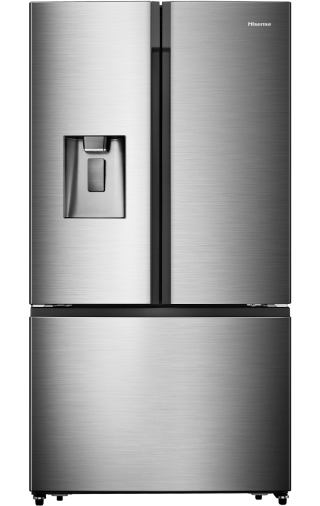 21.1 cu.ft. Counter-depth French Door Refrigerator (Water & Ice)