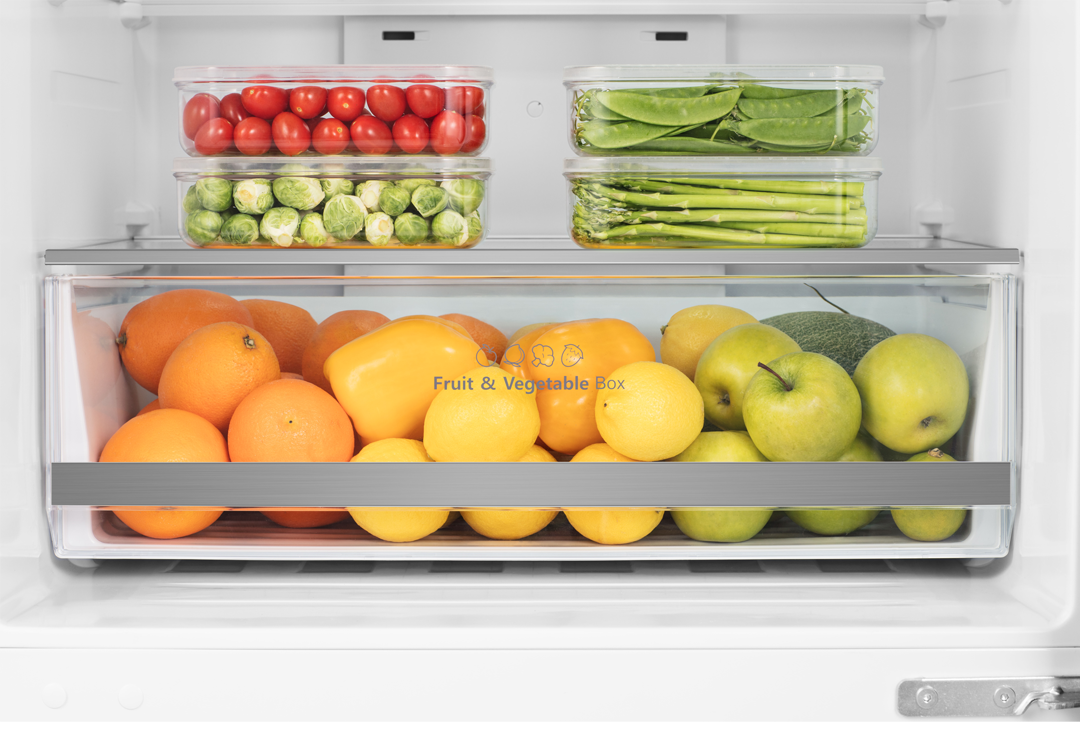 Hisense RB15N6ABE fruit veg drawer