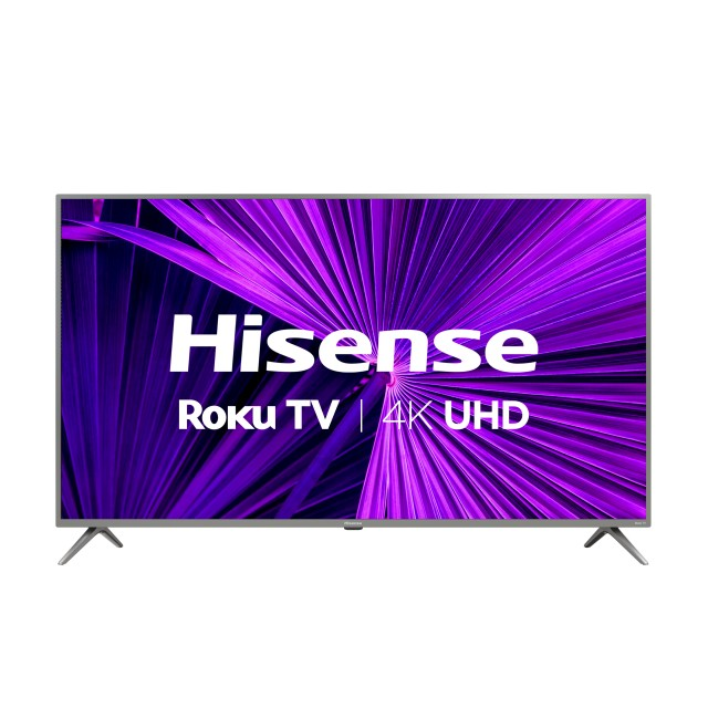 "70"" 4K UHD Roku Smart TV with Dolby Vision™ & HDR10"