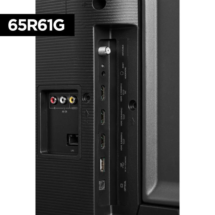65R61G ports back