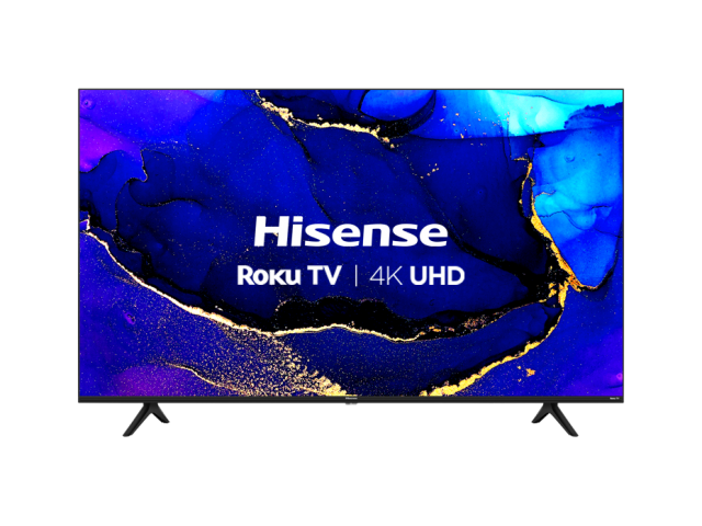 "(2020) 50"" 4K UHD Smart Roku TV with Dolby Vision™ & HDR10"
