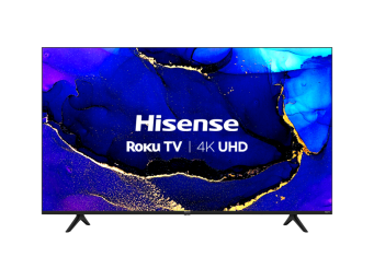 "(2020) 55"" 4K UHD Smart Roku TV with Dolby Vision™ & HDR10"