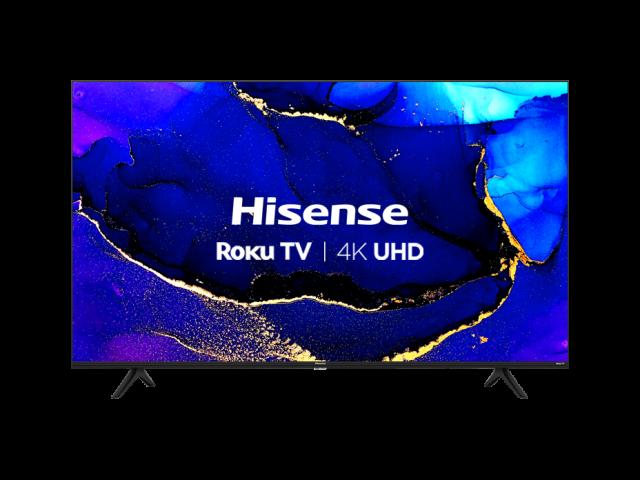 (2020) Téléviseur intelligent Roku 4K UHD avec Dolby Vision™ et HDR10 55 po