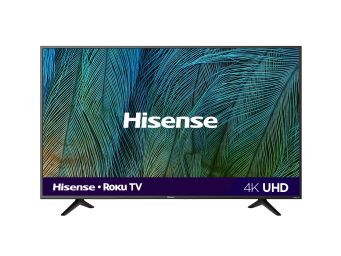 "(2019) 50"" 4K UHD Roku Smart TV"