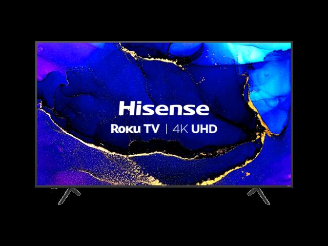 (2020) Téléviseur intelligent Roku 4K UHD avec Dolby Vision™ et HDR10 75 po