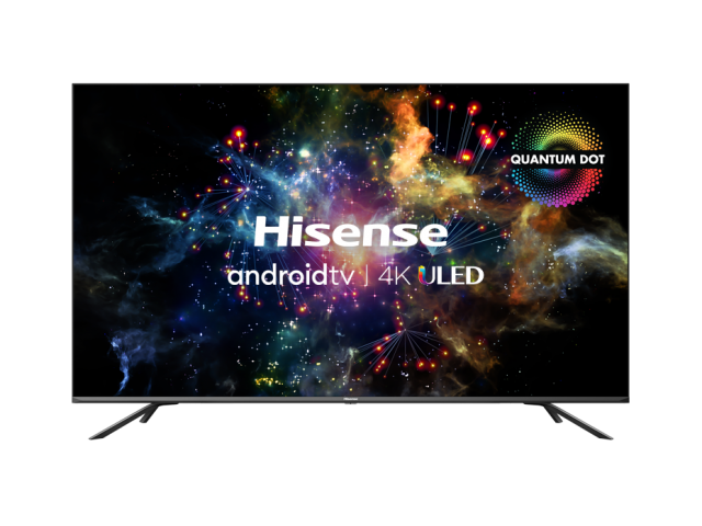 "(2020) 55"" 4K ULED™ Android TV with Quantum Dot Technology"
