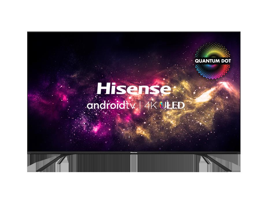 hisense 50Q8G Series TV Main img trans