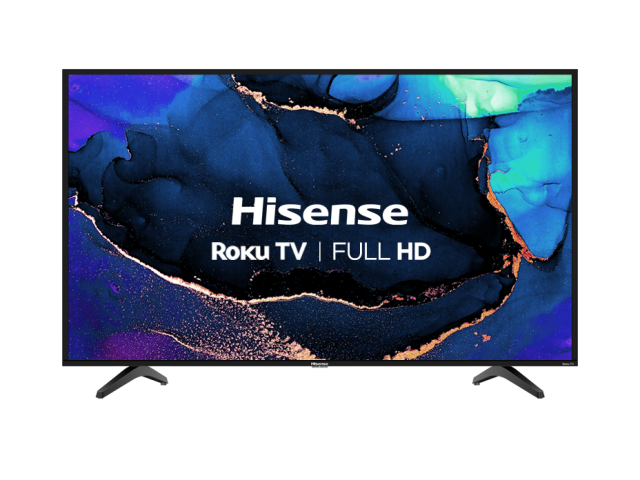 "(2020) 43"" Full HD Smart Roku TV"
