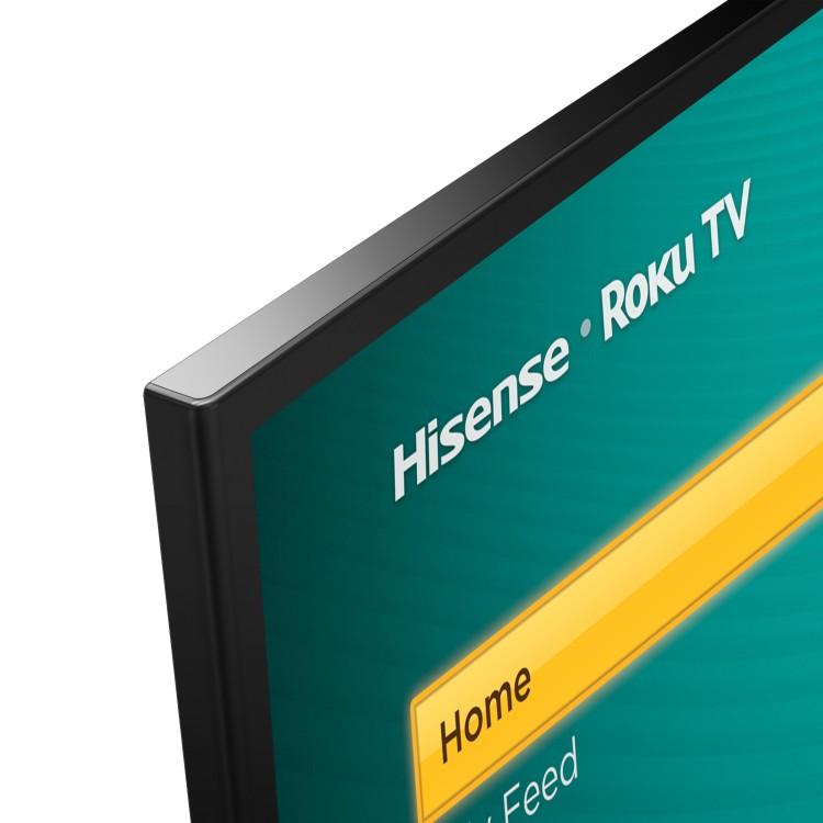 Hisense H4G Top Corner Bezel