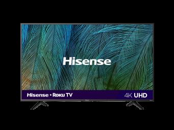 "(2019) 43"" 4K UHD Roku Smart TV"