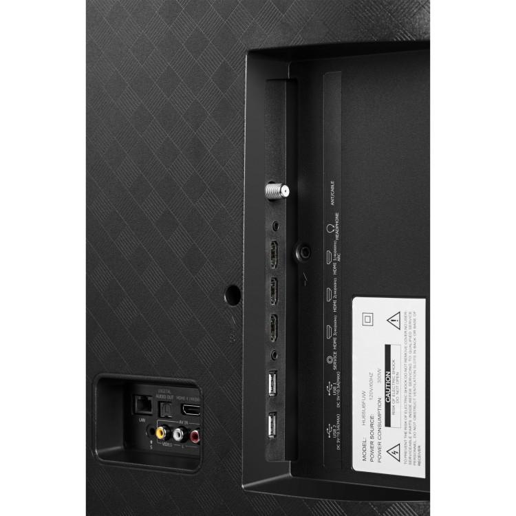 Hisense Q9G back ports
