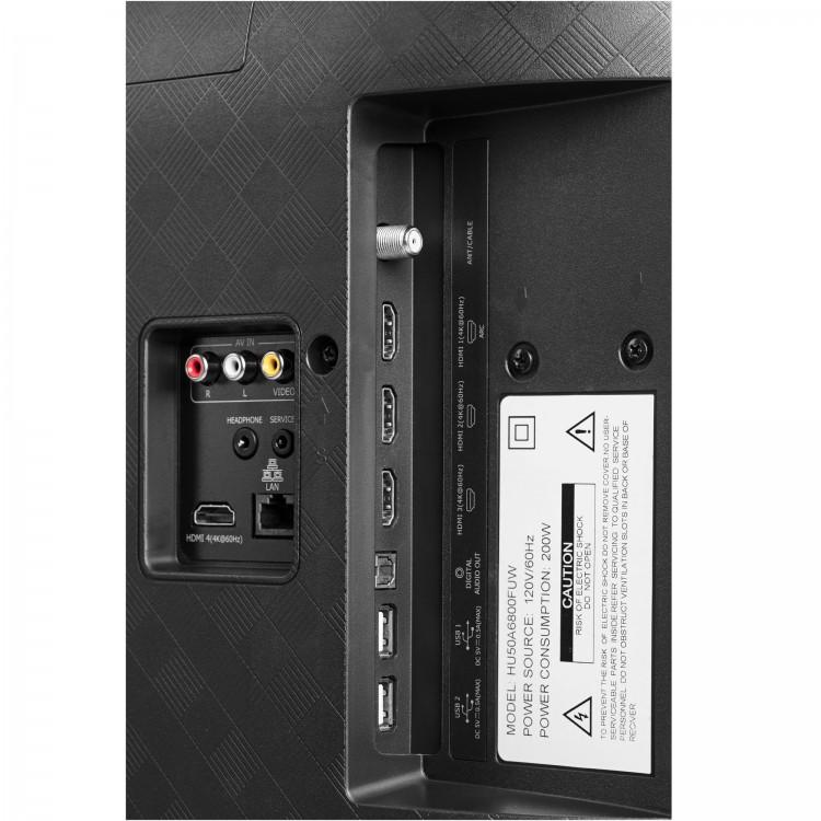 Hisense Q8G Ports