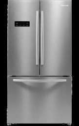 20,3 pi³ Réfrigérateur à Profondeur de comptoir avec Portes Françaises
