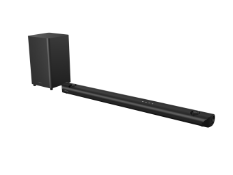 5.1.2 Channel Dolby Atmos Soundbar with Wireless Subwoofer