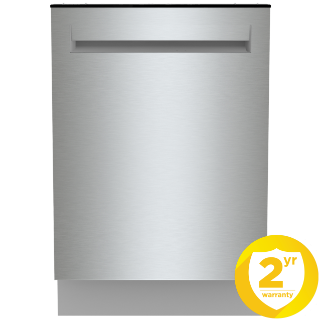 "24"" Top Control Dishwasher with Pocket Handle"