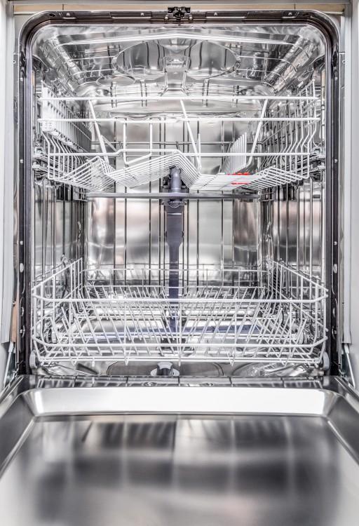 Hisense HUI6220XCUS top control dishwasher inox tub front open