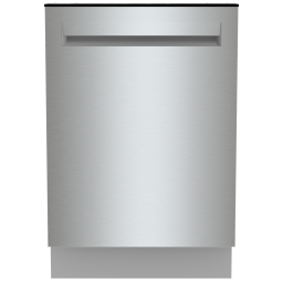 """24"""" Top Control Dishwasher with Pocket Handle"""
