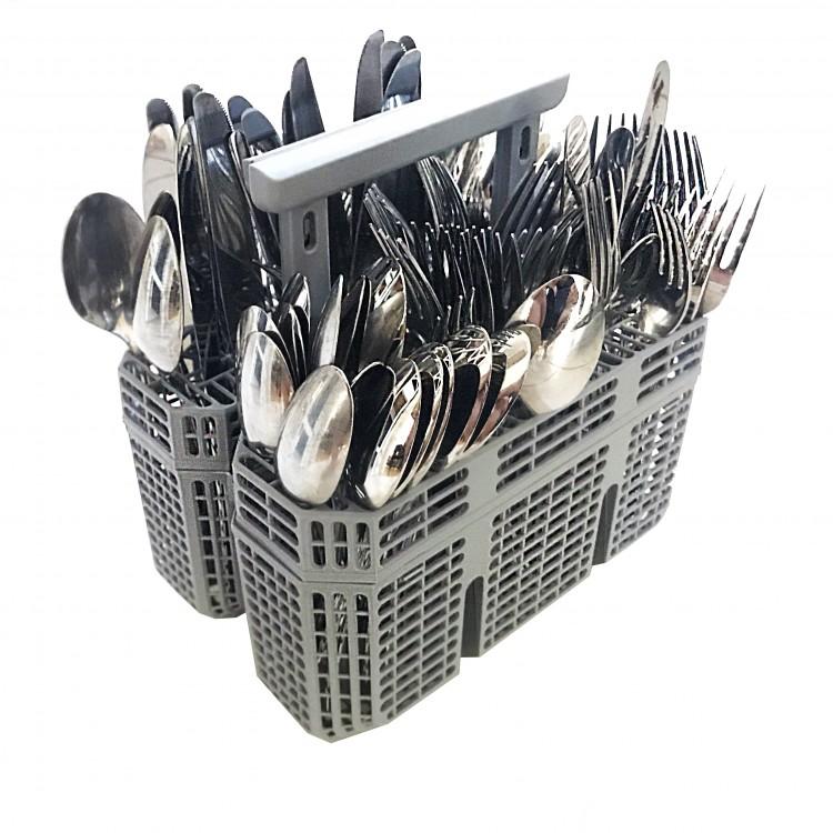 forks knives spoons basket
