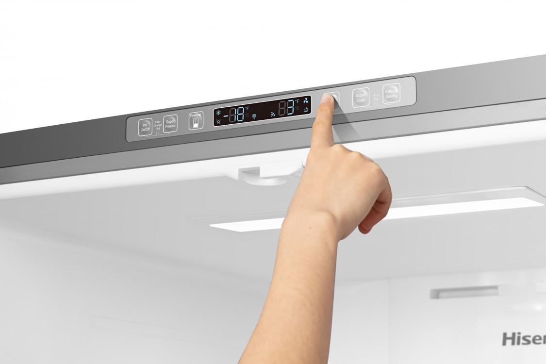 RF26N6AFE digital controls