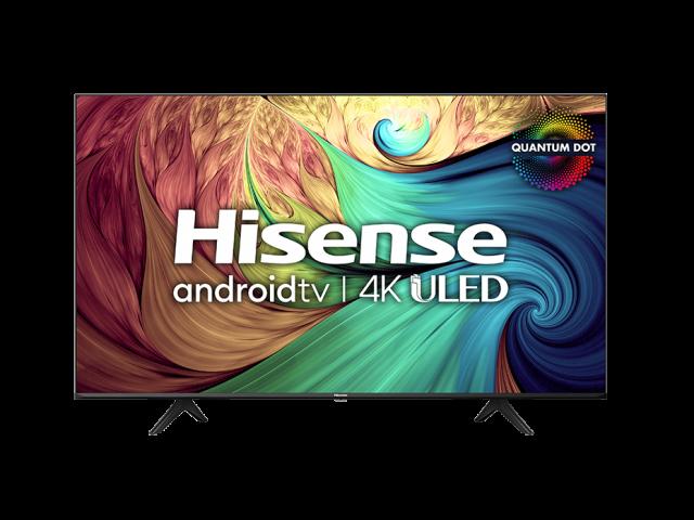 (2021) U68G 4K ULED™ Quantum Dot Android TV 65 po