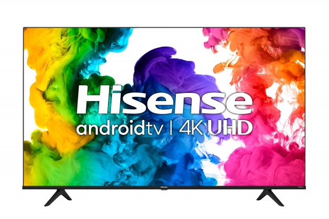"(2021) 75"" A68G 4K Ultra HD Android TV"