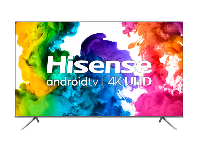 "(2021) 85"" A68G 4K Ultra HD Android TV"