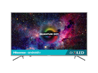 4K ULED™ Quantum Dot Android TV 55 po