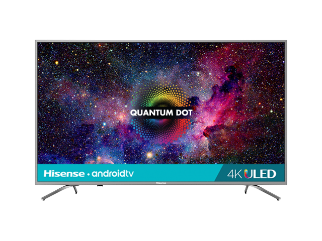 4K ULED™ Quantum Dot Android TV 55 po