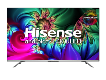"""(2021) 55"""" U78G 4K ULED™ Android TV with Quantum Dot Technology"""