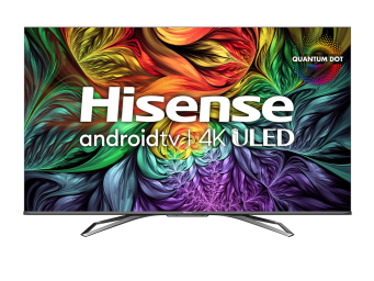 (2021) U88G 4K ULED™ Quantum Dot Android TV 55 po
