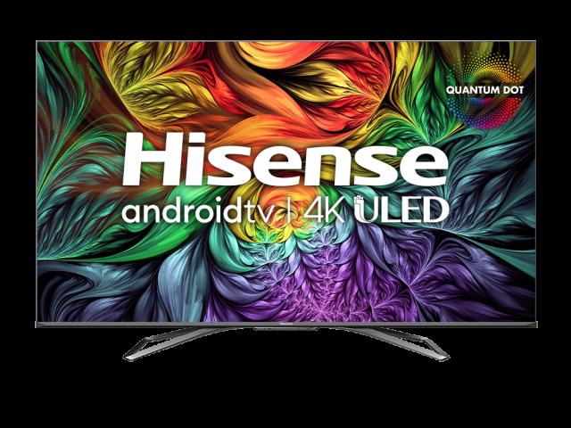 (2021) U88G 4K ULED™ Quantum Dot Android TV 65 po