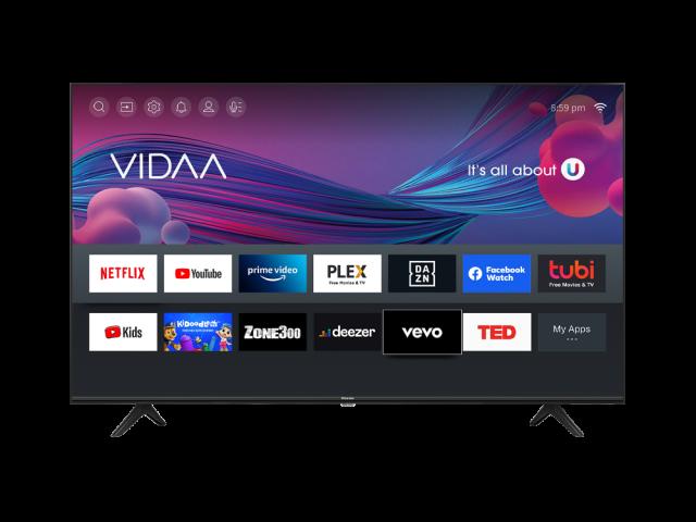 "(2021) 40"" H55G Vidaa TV"