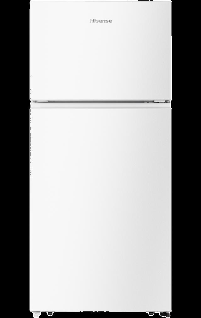 18.0 cu.ft. Top Mount Refrigerator (White)