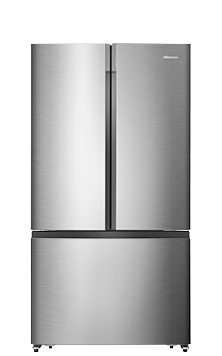 26.6 cu.ft. Full-Depth French Door Refrigerator (Water & Ice)