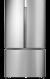 26.6 cu.ft. Full-Depth French Door Refrigerator (Water & Ice)