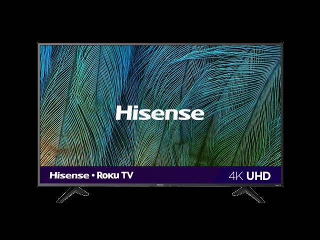 Téléviseur intelligent Roku 4K UHD 55 po