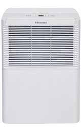 30 Pint (14.2L) Capacity, Single-Speed Dehumidifier