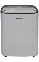 50 Pint (23.66L) Capacity, 3-Speed Dehumidifier