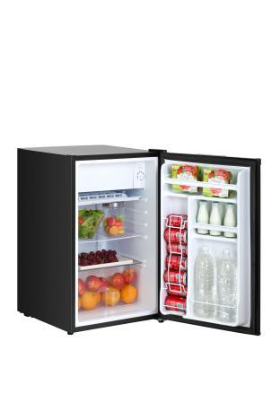 mini fridge clear