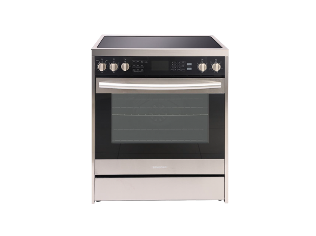 "(2019) 30"" Front Control Freestanding Electric Range"