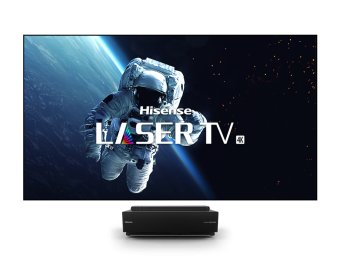 "100"" 4K Smart UHD Laser TV (Single Colour)"