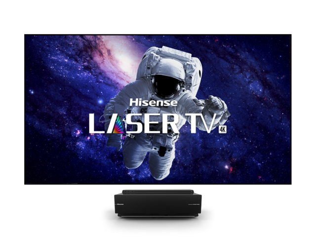 "100"" 4K Smart UHD Laser TV (Dual Colour)"