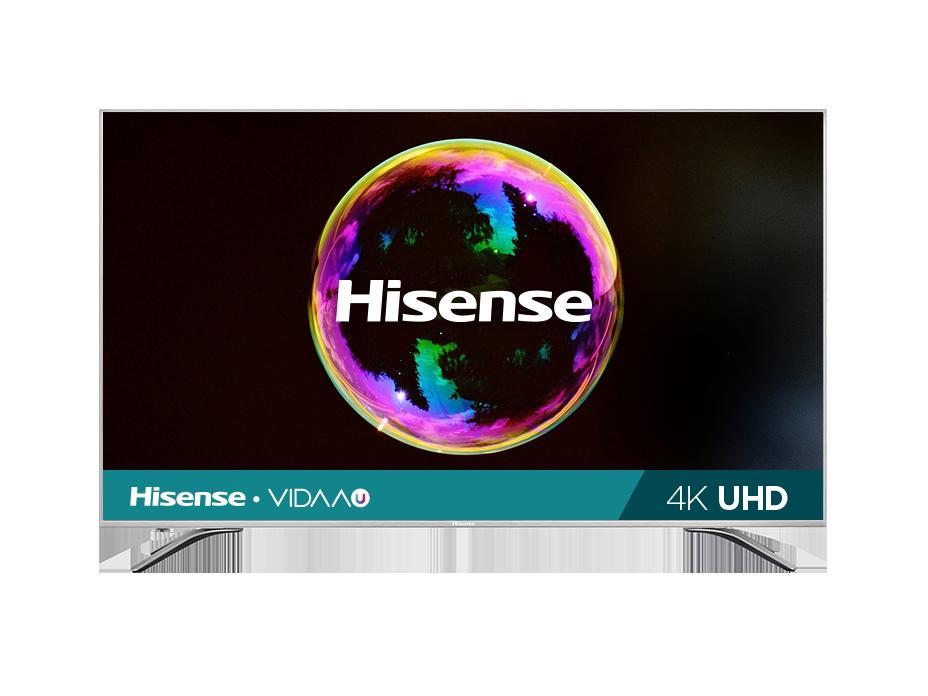 hisense h9808 front view