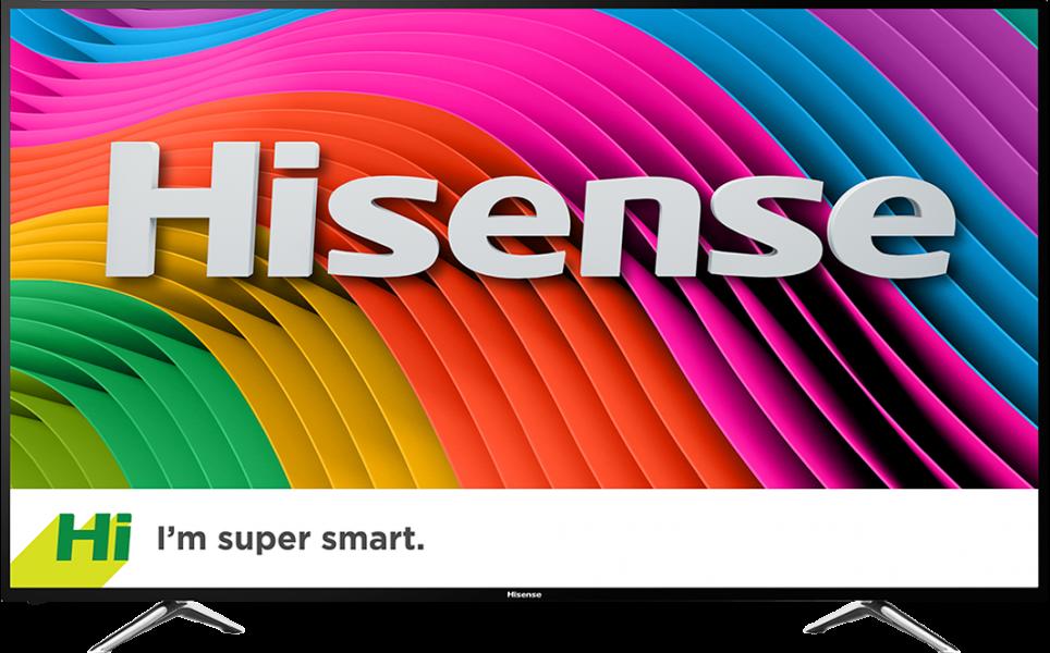 Hisense H7 65H7B2 HeroShot Front