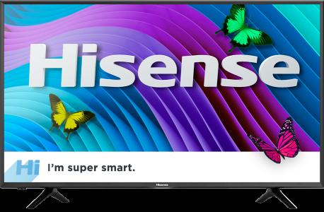 Hisense H6 55H6D HeroShot Front